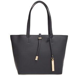 VINCE CAMUTO Viana Leather Tote Bag